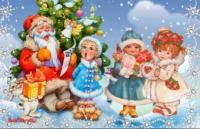Приглашаем на новогодние праздники в жилых комплексах