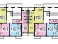 Планировки квартир, 1 этаж