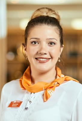 Галина Хазеева