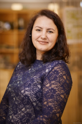 Марина Неведрова