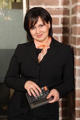 Оксана Середкина